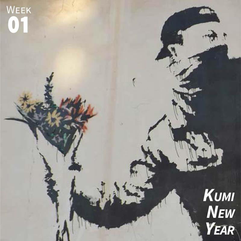 Week 1: Kumi New Year
