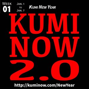 Week 1: A Kumi New Year