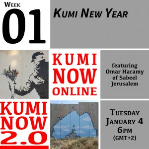 Week 1: Discussing the New Kumi Now