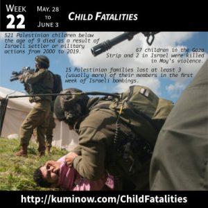 Week 22: Child Fatalities Newsletter