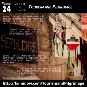 Week 24: Tourism and Pilgrimage Newsletter