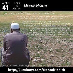 Week 41: Mental Health Newsletter